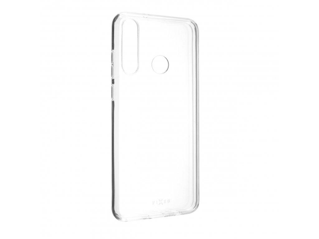 TPU gelové pouzdro FIXED pro Huawei Y6p, čiré