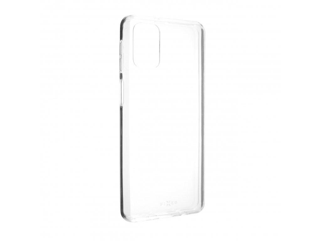 TPU gelové pouzdro FIXED pro Samsung Galaxy M31s, čiré