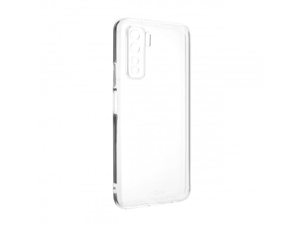 TPU gelové pouzdro FIXED pro Huawei P40 Lite 5G, čiré