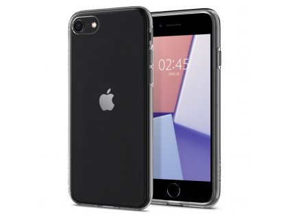 Spigen Liquid Crystal, clear - iPhone SE/8/7