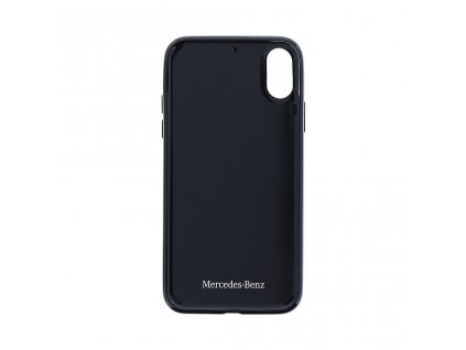 Mercedes Hard Case Dynamic Carbon Black pro iPhone X / XS