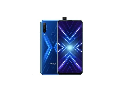 Honor 9X, 4GB/128GB, Dual SIM, modrá