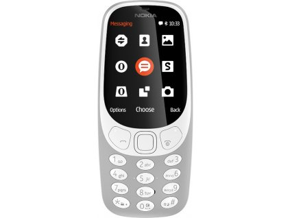 Nokia 3310 DS gsm tel. Grey