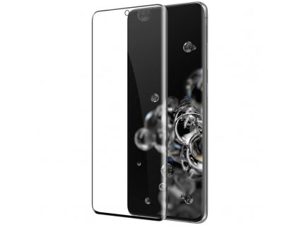 Nillkin Tvrzené Sklo 3D CP+ MAX Black pro Samsung Galaxy S20 Ultra