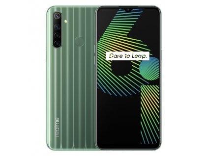 Realme 6i DualSIM 4+128GB gsm tel. Green Tea