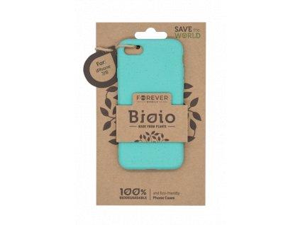 Zadní kryt Forever Bioio pro iPhone 7/8/SE (2020) mátový