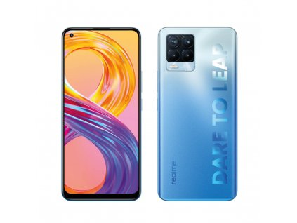 Realme 8 Pro 8+128GB Infinite Blue