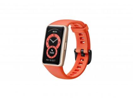 MKT HUAWEI Fara Product image Orange EN HQ HD PNG 0210202