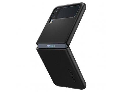 Spigen Thin Fit, black - Galaxy Z Flip3 5G