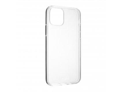 TPU gelové pouzdro FIXED pro Apple iPhone 11 Pro, čiré