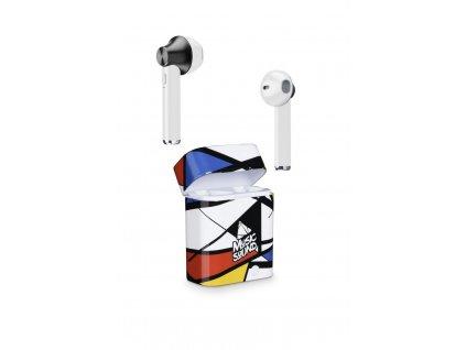 TWS sluchátka MUSIC SOUND, design 5