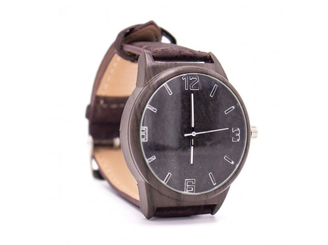 Korkové hodinky TEMPO