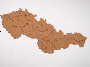Mapa CSR