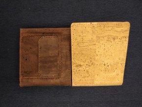 Zadna strana s vreckom na mince
