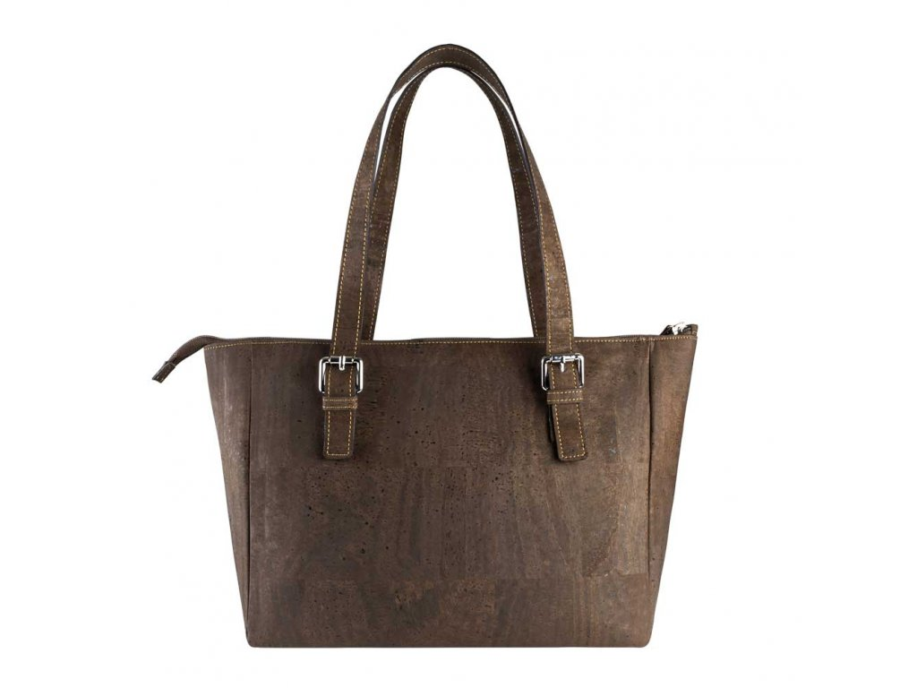 vegan satchel bag c back