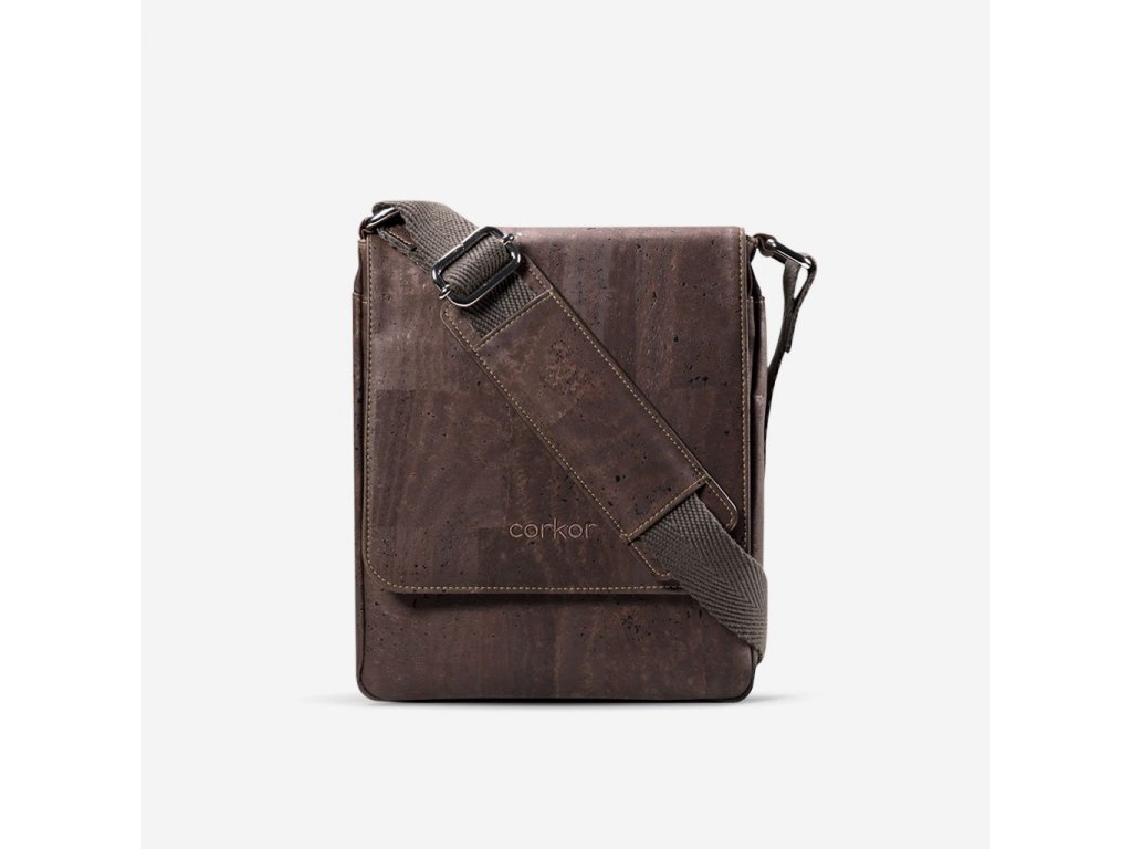 Messenger bag brown 2000x