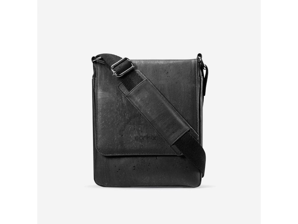 Messenger bag black 2000xB