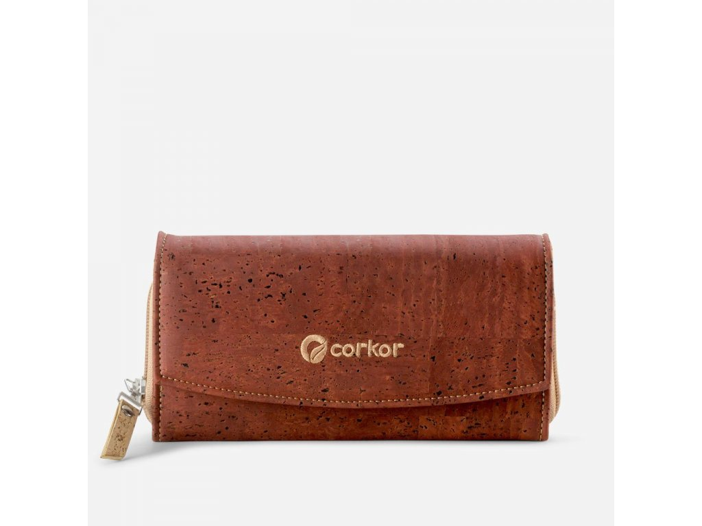 women cork wallet red front 2000x