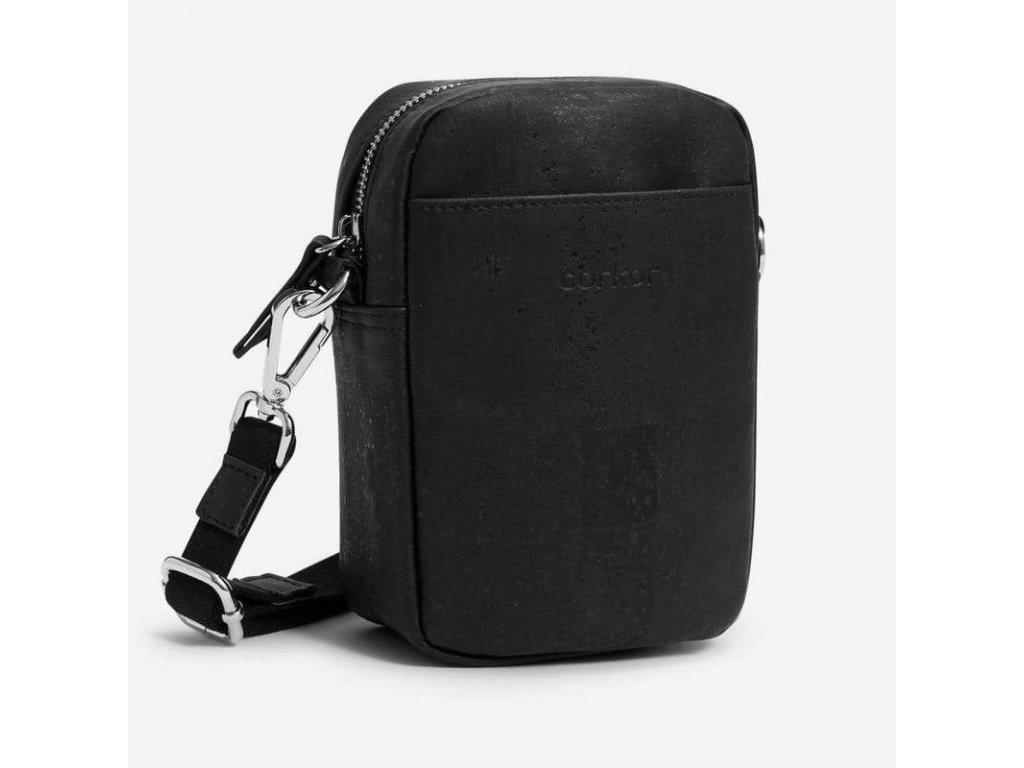 corkor vegan crossbody pouch black vertical 15063972905031 800x