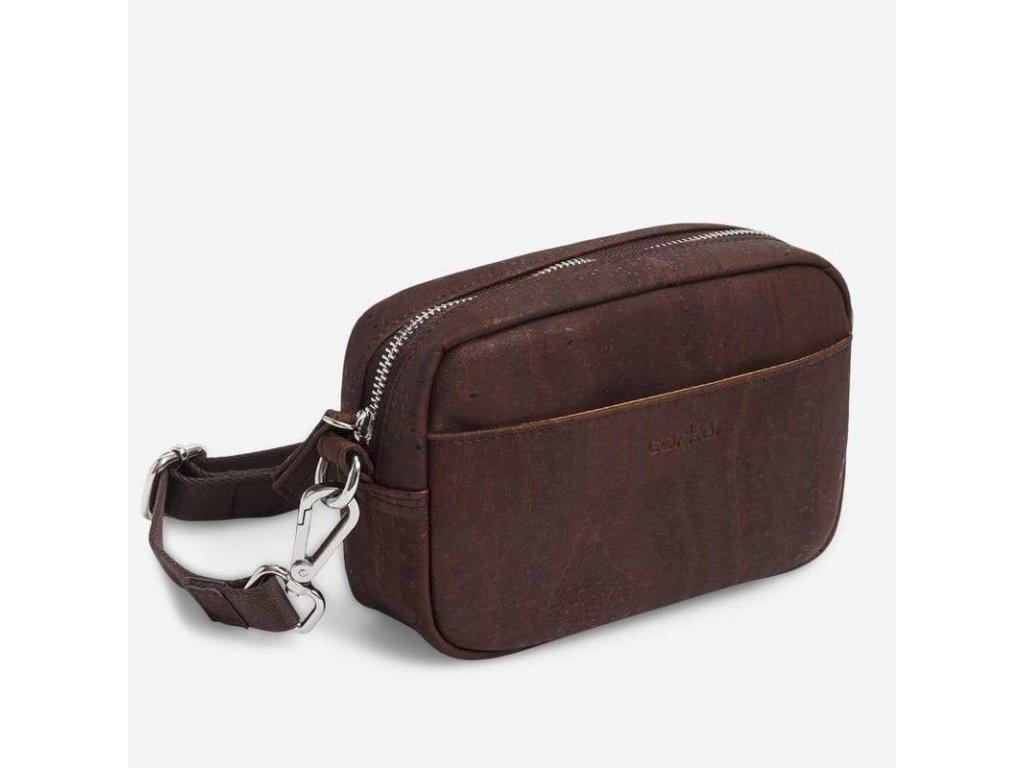 corkor vegan crossbody pouch brown horizontal 15063972020295 800x