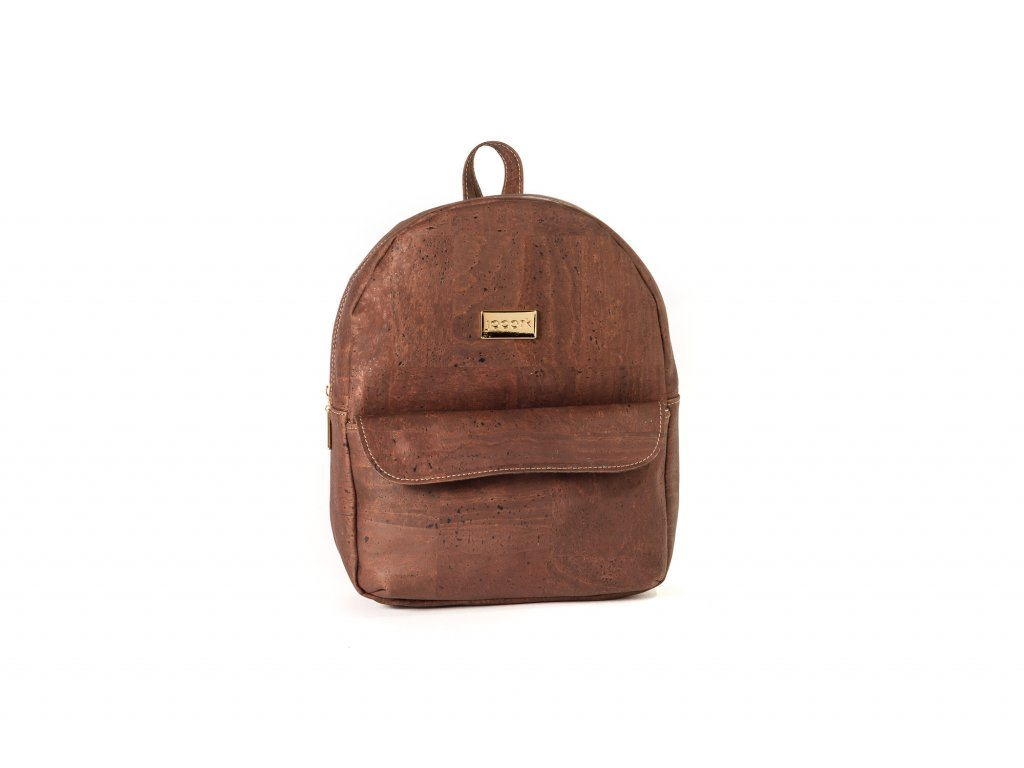 Jocork Santiago Wood korkový batoh