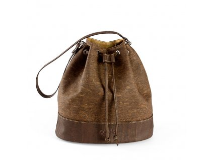 cork bucket bag tree front