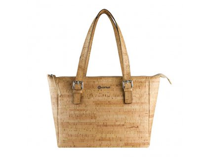 vegan satchel bag r front