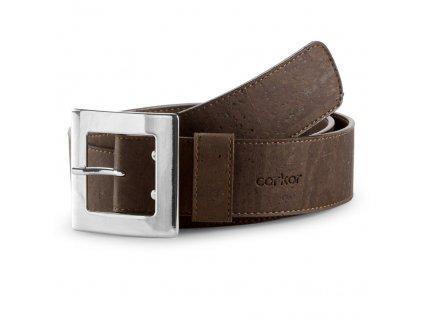 Cork Belt Brown front