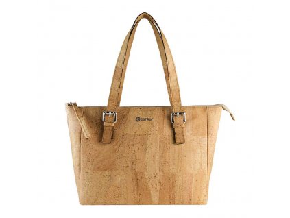 vegan satchel bag n front