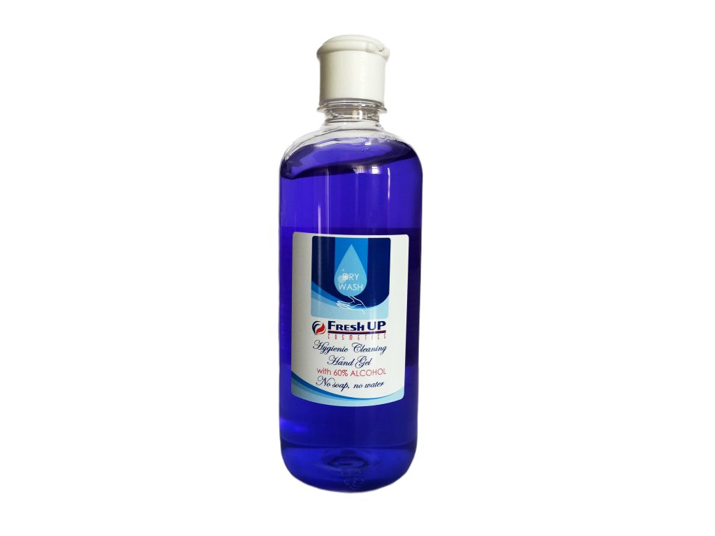 Dezinfekčný gél na ruky 500 ml