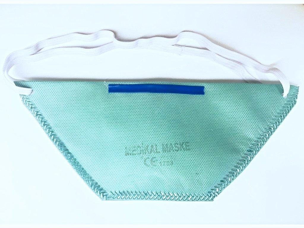Zdravotnícka maska FFP3 - viacnásobné použitie