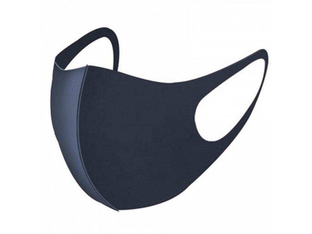 coronamask navy blue nano ochranna maska tmavo modra ffp3