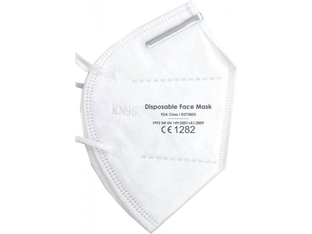 MASK respiračná maska KN95/ FFP2 - 2ks v balení
