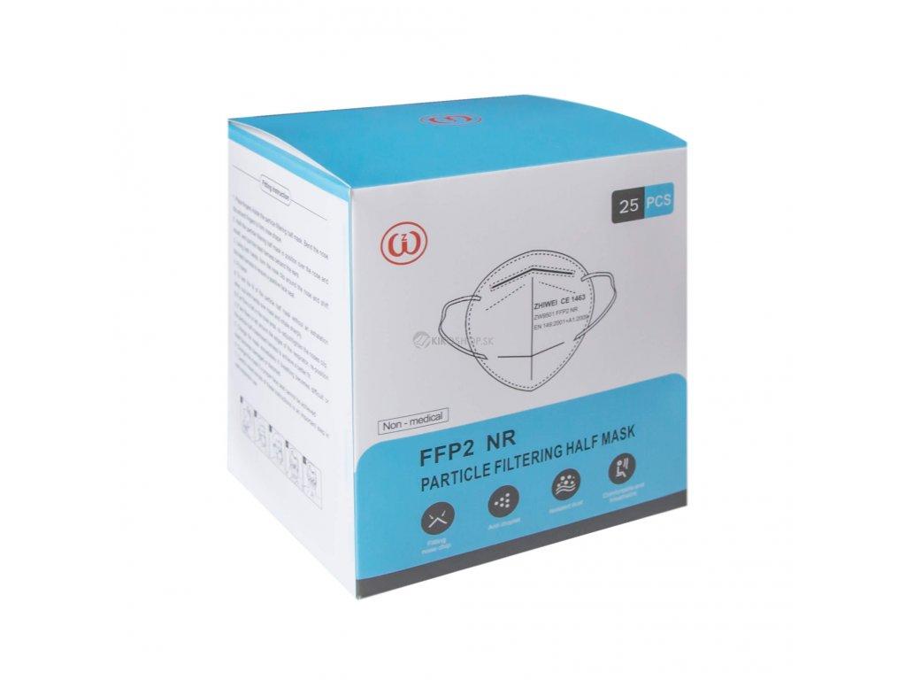 respirator ffp2 nr EN 149 2001 A1 2009