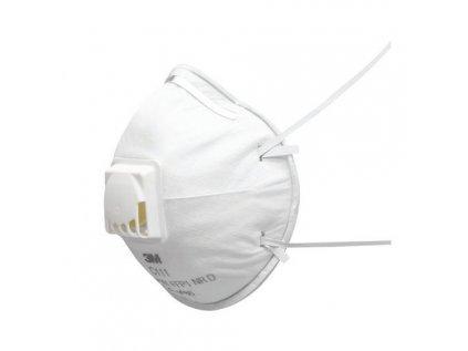 respirator ffp1 s vydychovym ventilom 3m C111 &