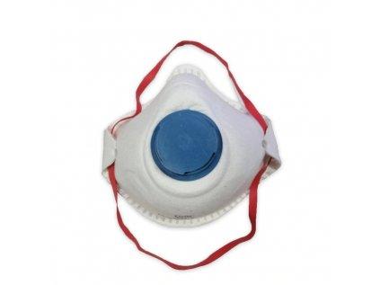 vip mask respirator ffp2 kN95 s vydychovym filtrom