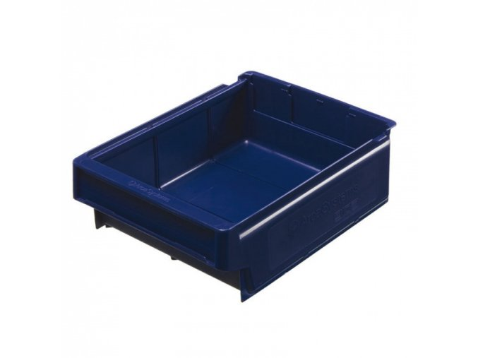 Plastová regálová přepravka SA 300 x 230 x 100 mm