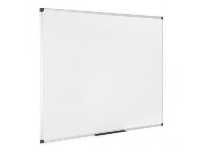Bílá popisovací tabule, nemagnetická, 90x60 cm