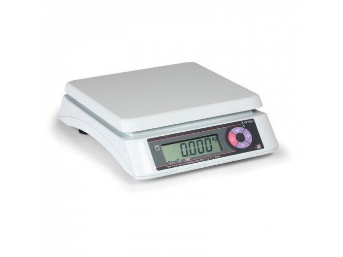 Cejchuschopná váha ISHIDA iPC-3KDS, 2 displeje, 3 kg, 230 x 200 mm