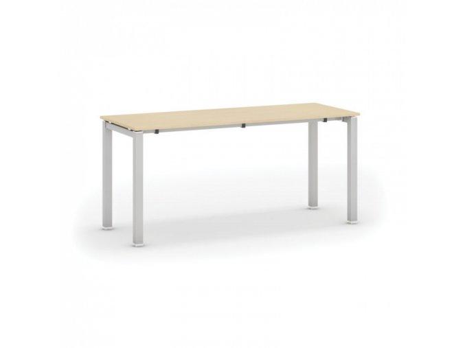 Jednací stůl AIR, deska 1600 x 600 mm, bříza