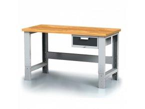 Dílenský stůl MECHANIC, 1500 mm