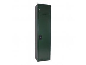 Skříň na zbraně - mechanický zámek