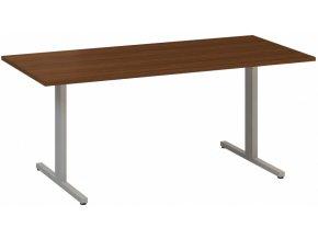 Stůl konferenční CLASSIC A, 1800 x 800 x 742 mm, ořech