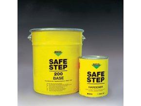 Protiskluzový nátěr SAFE STEP 200, 5 L