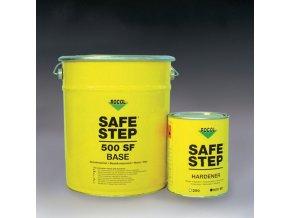 Protiskluzový nátěr SAFE STEP 500, 5 L