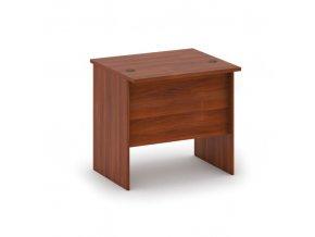 Kancelářský pracovní stůl MIRELLI A+, rovný, délka 800 mm, ořech