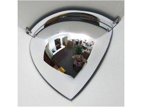 Hemisférické zrcadlo, 2 směry, průměr 600 mm
