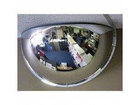 Hemisférické zrcadlo, 3 směry, průměr 900 mm