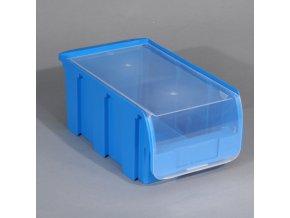 Víko pro plastové boxy COMPACT 154x235x125 mm