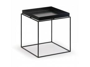 Konferenční stolek s kovovou konstrukcí